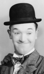 Stan Laurel photograph