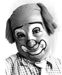 Cooky the Clown, sidekick to Bozo (Bob Bell) in the 1970's