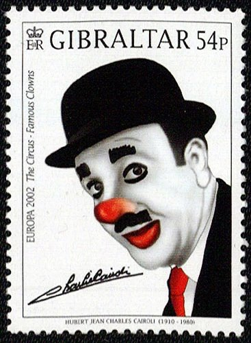 Charlie Cairoli, British clown