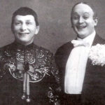 Bim Bom - Founder duo Bim-Bom I. Radunsky (left) with partner M. Stanevsky