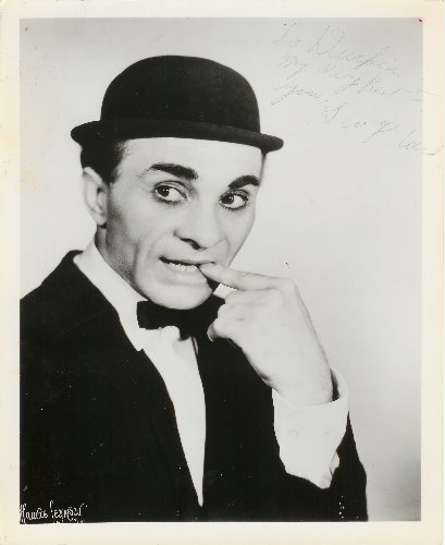 George Carl autographed photo