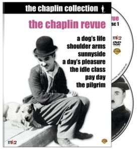 The Chaplin Revue - A Dog's Life, Shoulder Arms, Sunnyside, A Day's Pleasure, The Idle Class, Pay Day, The Pilgrim