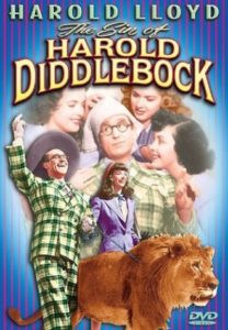 The Sin of Harold Diddlebock, starring Harold Lloyd