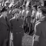 The Great Dictator – Charlie Chaplin as the Jewish barber who unwillingly is impersonating the Dictator Hynkel
