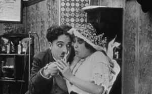Laughing Gas - Charlie Chaplin the little tramp plays dentist