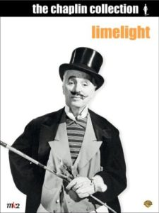 Limelight, starring Charlie Chaplin as Calvero
