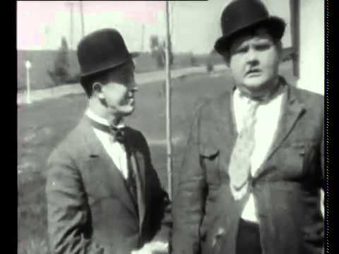 Bacon Grabbers - Stan Laurel and Oliver Hardy