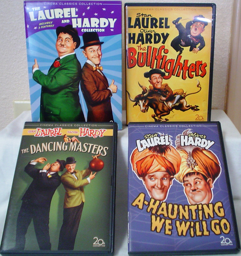 The Laurel and Hardy Collection volume 2
