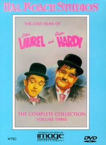 The Lost Films of Laurel & Hardy, volume 3