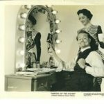 Red Skelton and Virginia O'Brien in Merton of the Movies