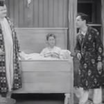 They Go Boom! Oliver Hardy, Stan Laurel, Charley Hall