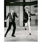 Danny Kaye and Lucille Ball dancing on The Lucy Show