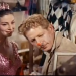 Merry Andrew - Pier Angelli and Danny Kaye clown around