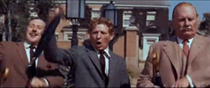 Chin Up, Stout Fellow - sung by Danny Kaye in Merry Andrew