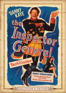 The Inspector General, starring Danny Kaye
