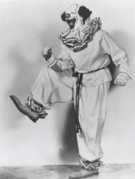 Pinto Colvig as the original Bozo the Clown