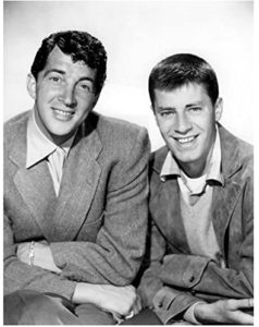 Dean Martin and Jerry Lewis photo