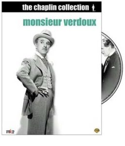 Monsieur Verdoux, starring Charlie Chaplin