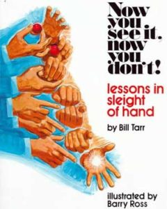 Now You See It, Now You Don't, by Bill Tarr