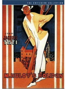 M. Hulot's Holiday - a film by Jacques Tati - DVD