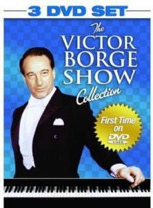 The Victor Borge Show Collection - first time on DVD - 3 DVD set
