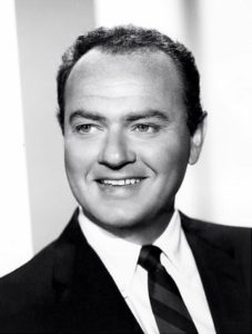 Photograph of a young Harvey Korman