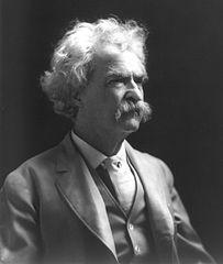 Mark Twain on Being a Clown