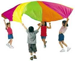 Clown Props - Playchute parachute