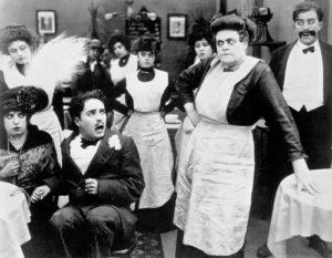 Tillie's Punctured Romance - Charlie Chaplin, Mabel Normand, Marie Dressler