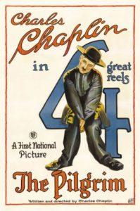 The Pilgrim (1923) starring Charlie Chaplin, Edna Purviance