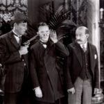 Do Detectives Think? The Slasher, Stan Laurel, James Finlayson