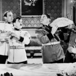 The Great Dictator – a very funny scene as a food fight nearly breaks out between Charlie Chaplin and Jackie Oakley