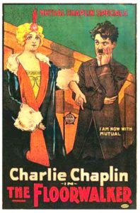 The Floorwalker (1916) starring Charlie Chaplin, Eric Campbell, Lloyd Bacon, Edna Purviance