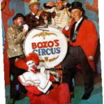 Bob Bell as Bozo on WGN-TV's Bozo's Circus