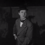 Stan Laurel digs for trouble in Habeas Corpus