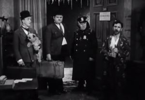 Laughing Gravy - Stan Laurel, Oliver Hardy and Charley Chase are all quarantined!