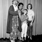 Lou Jacobs and his family