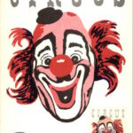 Circus Clown - Lou Jacobs postcard