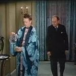 Stan Laurel turns something as simple as pouring water into a comedy moment