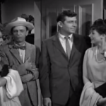 Don Knotts in an episode of The Andy Griffith Show doesnt he look happy?