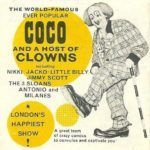 Poster Coco (Nicolai Polakovs) and a host of clowns