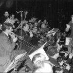 Danny Kaye conducting