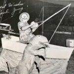 Paul Jung fishing