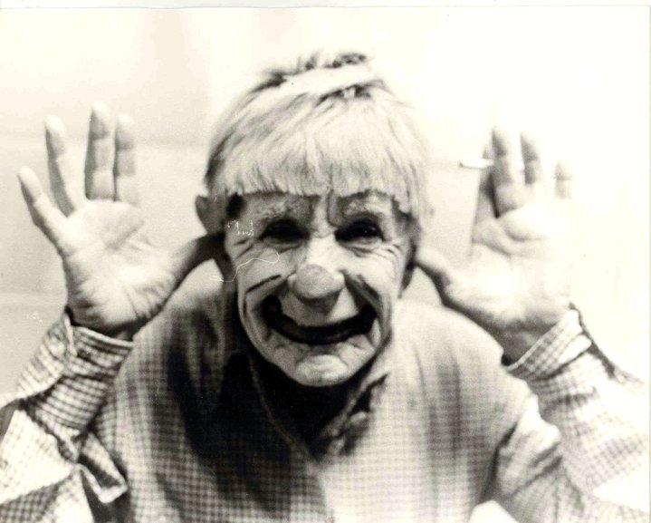 Swede Johnson Photo Gallery Famous Clowns