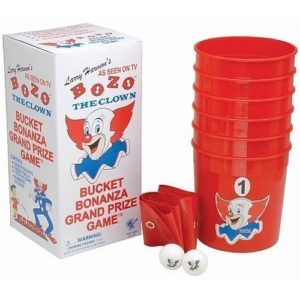 Bozo the Clown - Bucket Grand Prize Game