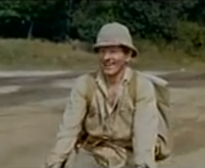 Danny Kaye singing Everything is Tickety-boo in the movie Merry Andrews