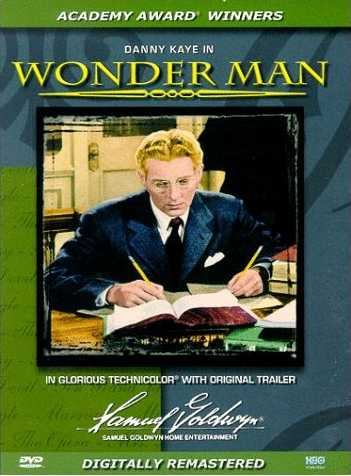 Wonder Man, starring Danny Kaye