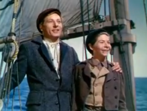 Wonderful Copenhagen, sung by Danny Kaye in Hans Christian Andersen
