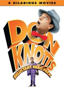 Don Knotts Reluctant Hero Pack (The Ghost And Mr. Chicken / The Reluctant Astronaut / The Shakiest Gun In The West / The Love God?)
