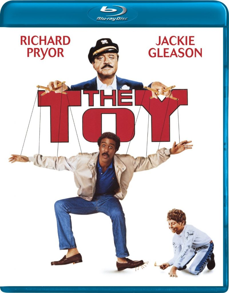 The Toy, starring Richard Pryor, Jackie Gleason, Ned Beatty